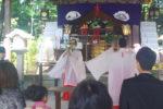 11月3日 七五三詣祭