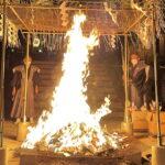 令和3年2月2日 節分祭大祓神事