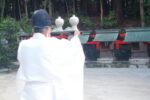 令和3年3月3日 祈年祭・草餅御供祭
